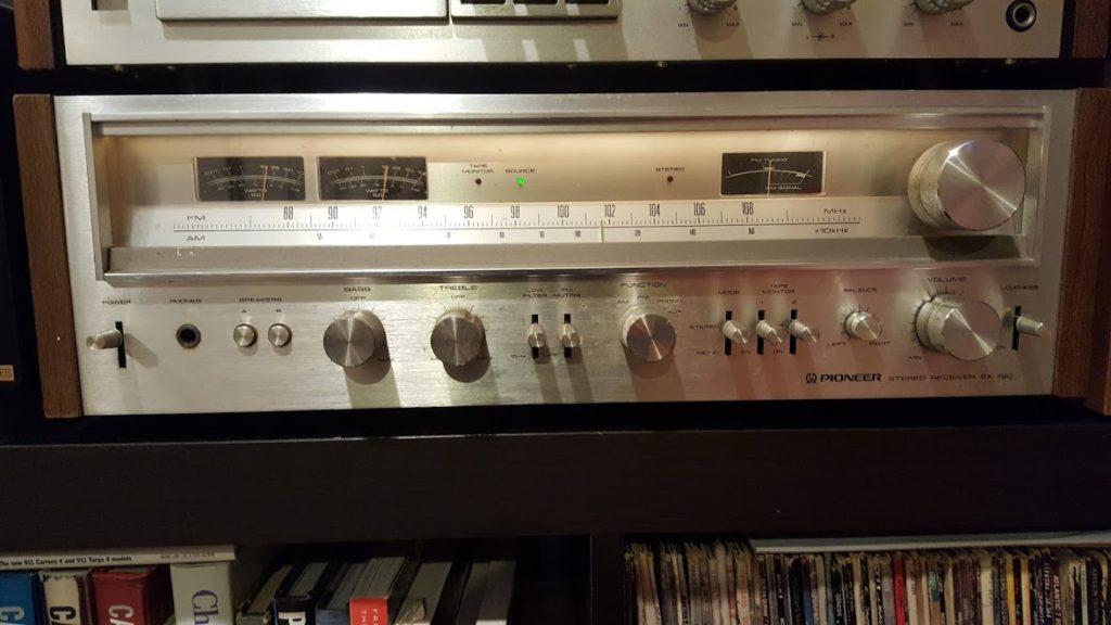 Pioneer SX-780 01