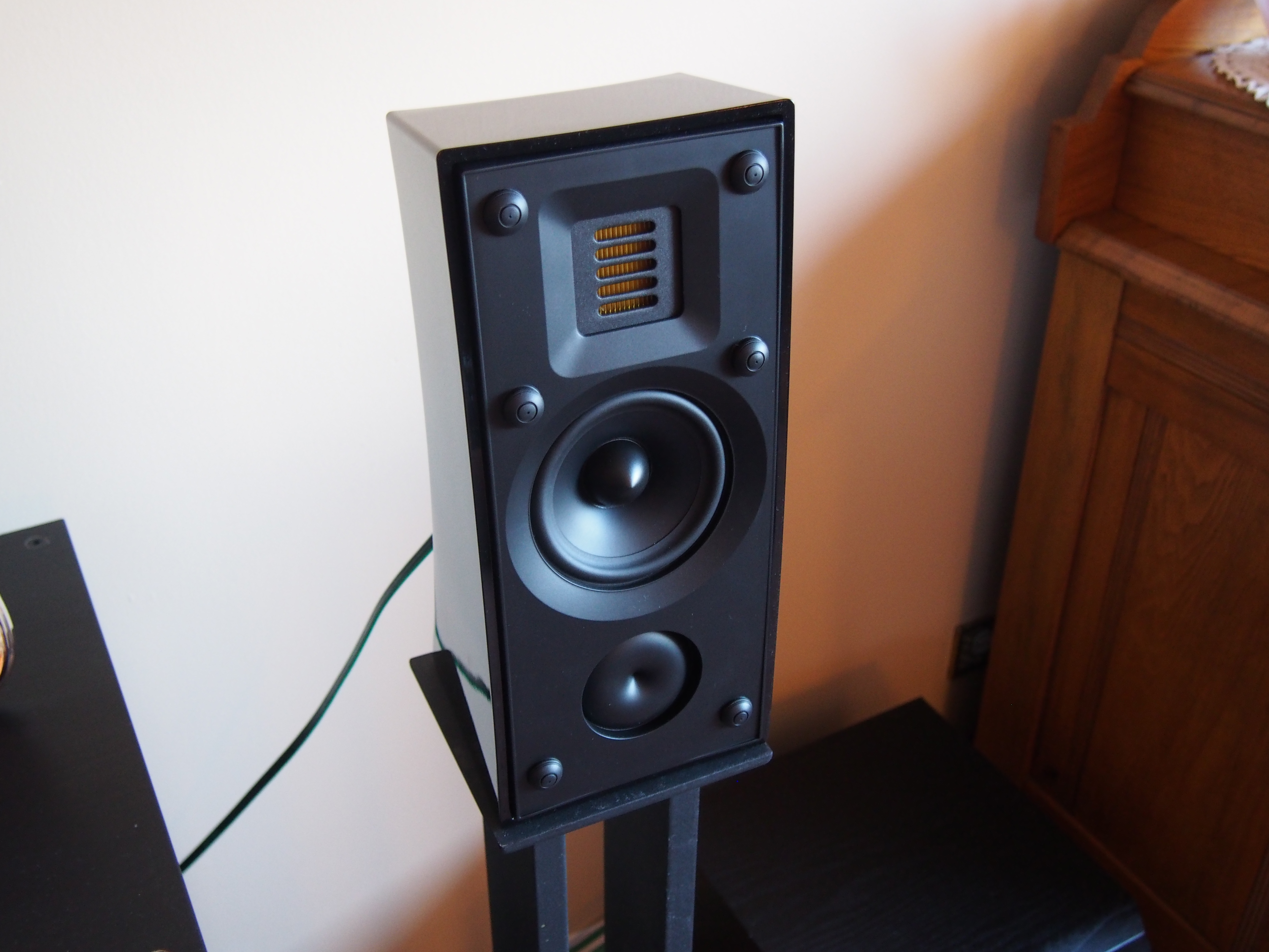 When You Become Attached- MartinLogan Motion 4i Speakers and